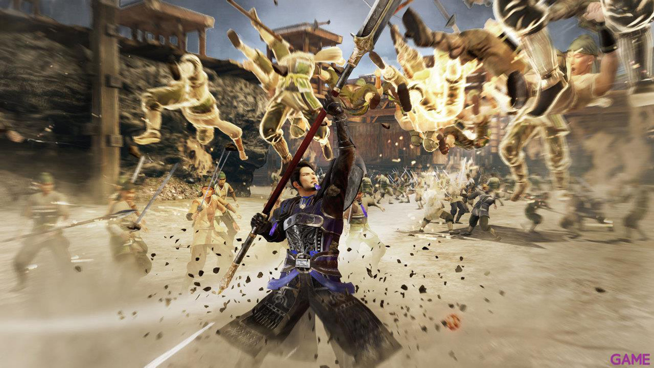 Dynasty Warriors 8 Complete Edition