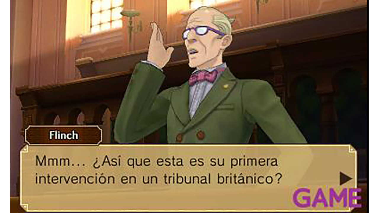El Profesor Layton vs Phoenix Wright: Ace Attorney