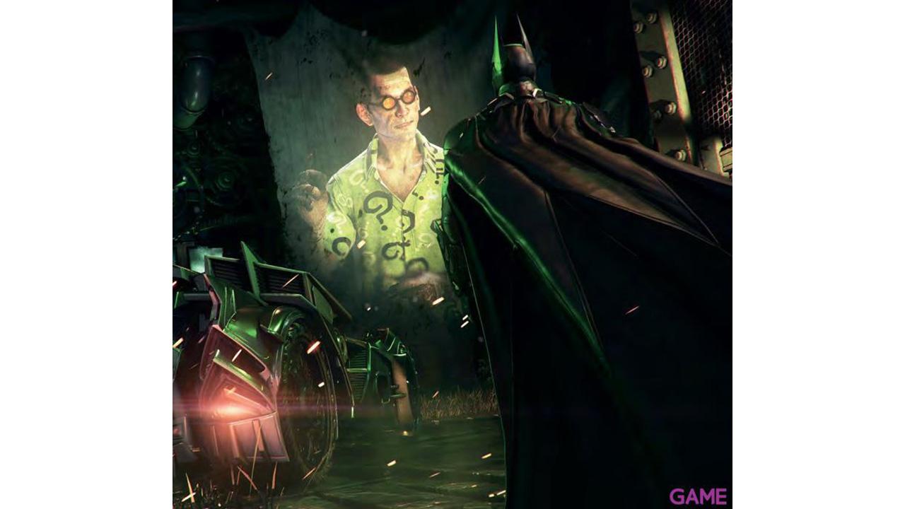 Batman Arkham Knight: Edición Especial