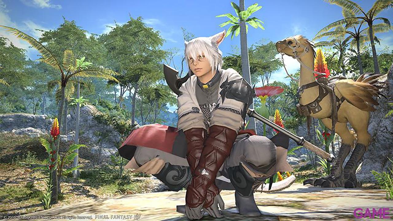 Final Fantasy XIV A Realm Reborn Edicion Coleccionista