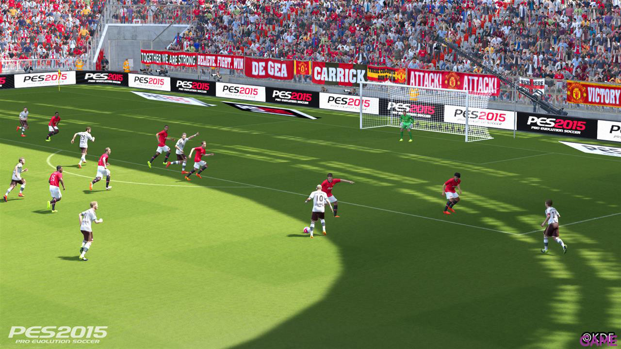 Pro Evolution Soccer 2015 Day One Edition