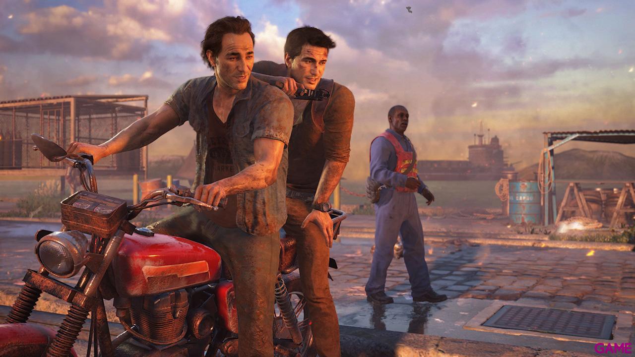 Uncharted 4: El Desenlace del Ladrón Edicion +