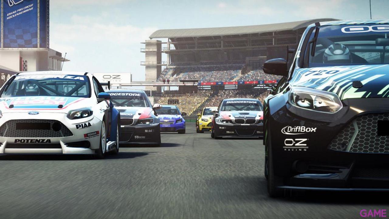 Grid: Autosport Black Edicion Limitada