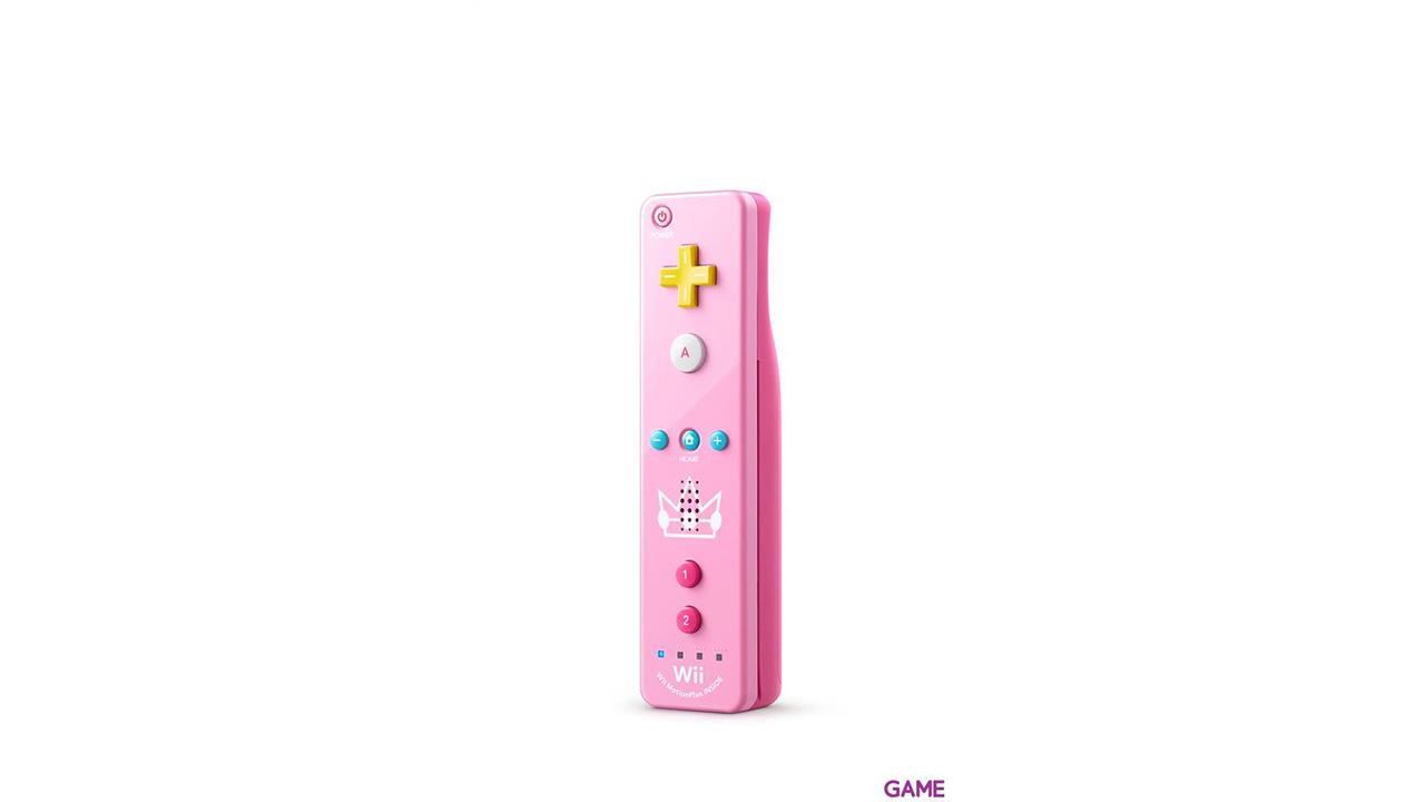 Mando WiiU Remote Plus Edición Especial Peach