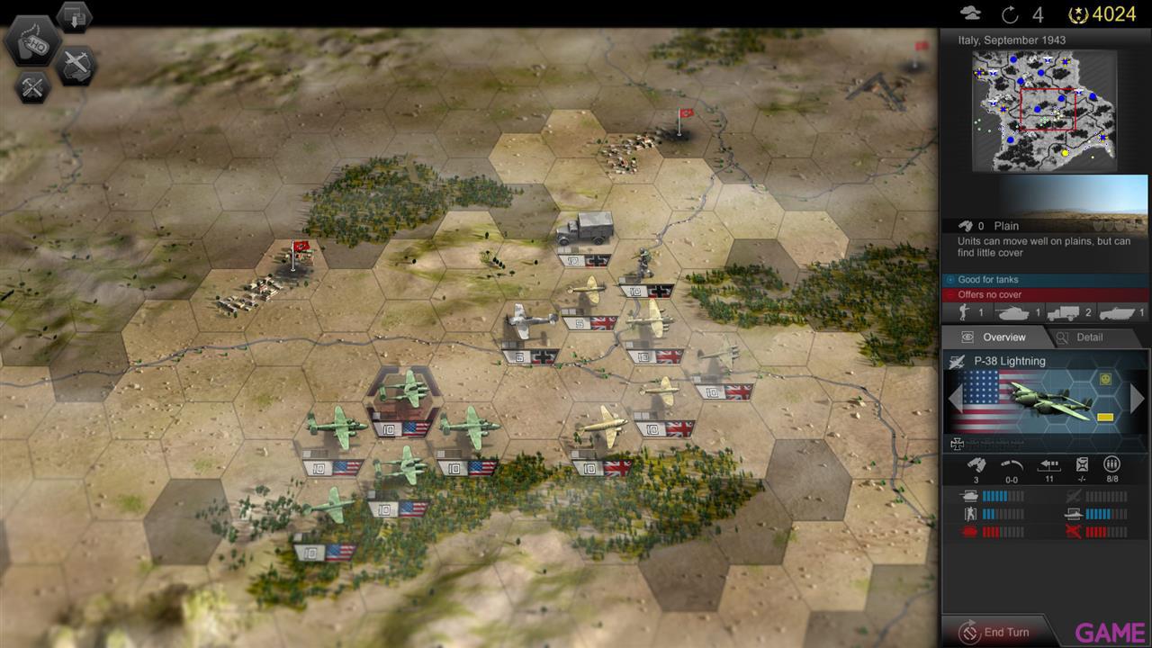 Panzer Tactics HD Edición Especial