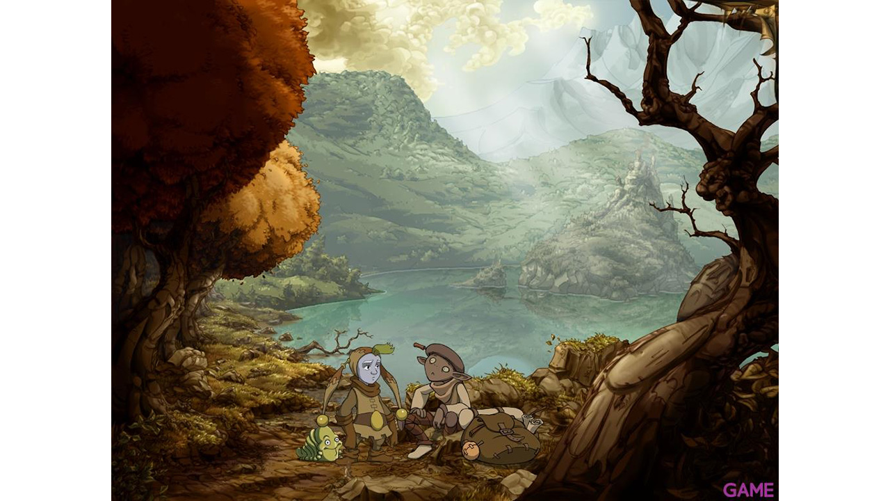 The Whispered World: Edicion Especial
