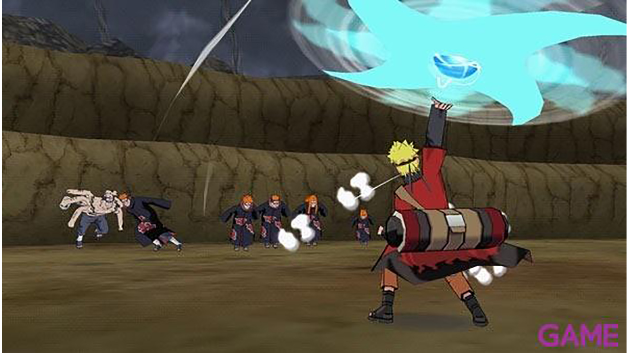 Naruto Shippuden Ultimate Ninja Impact Essentials