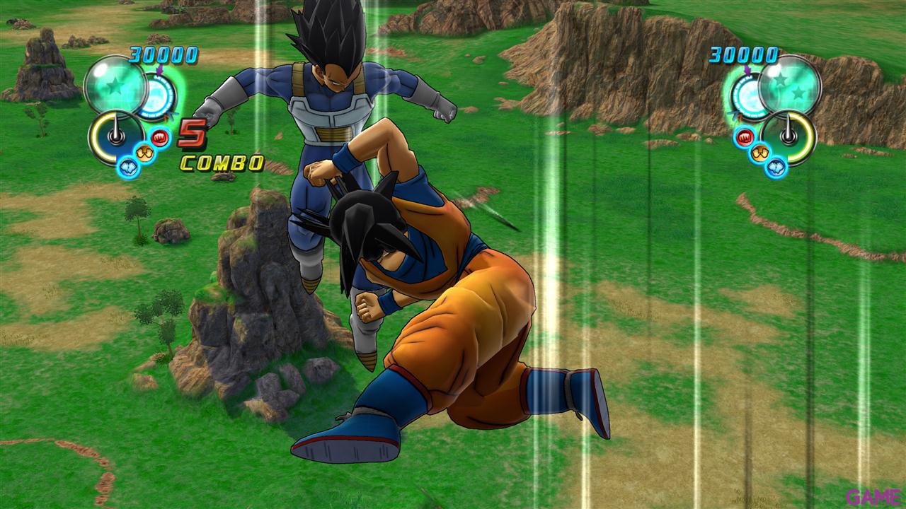 Dragon Ball Z Ultimate Tenkaichi Essentials