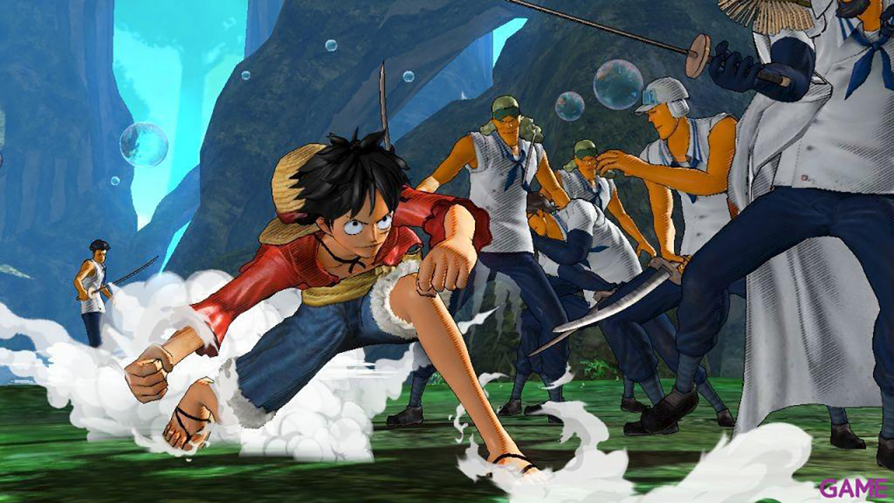 One Piece Pirate Warriors Essentials