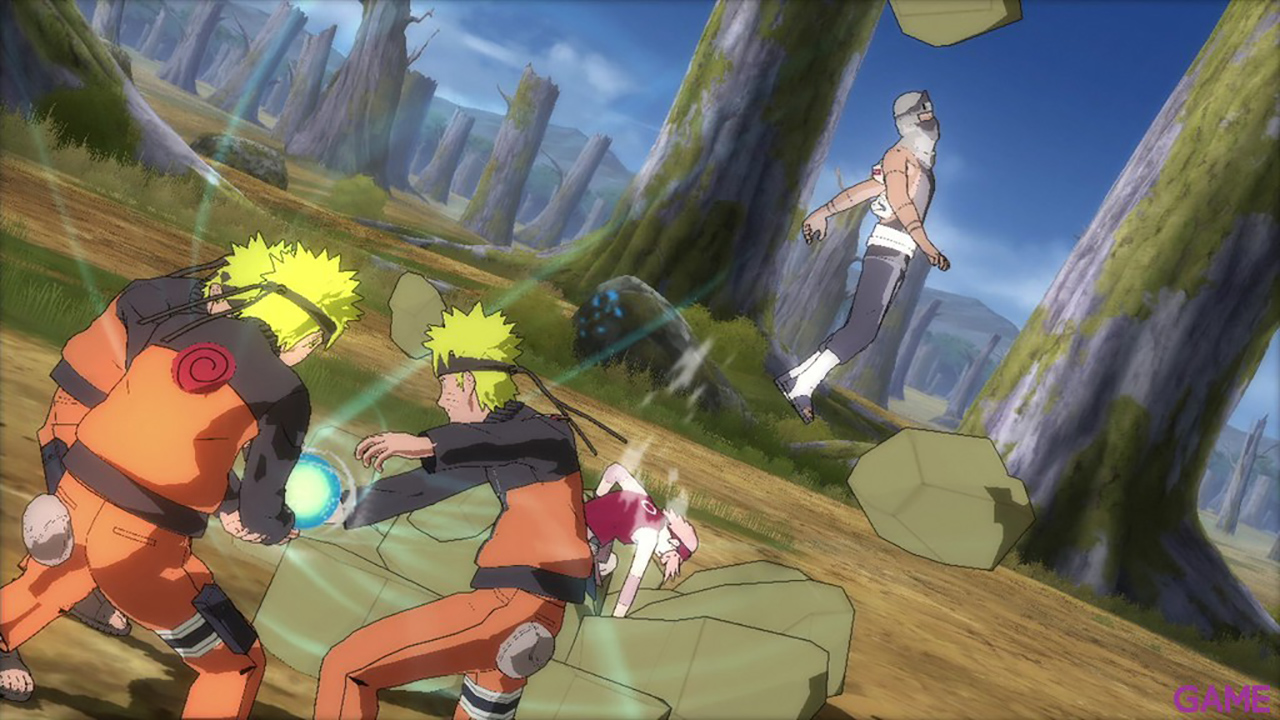 Naruto Shippuden Ultimate Ninja Storm 2 Essentials