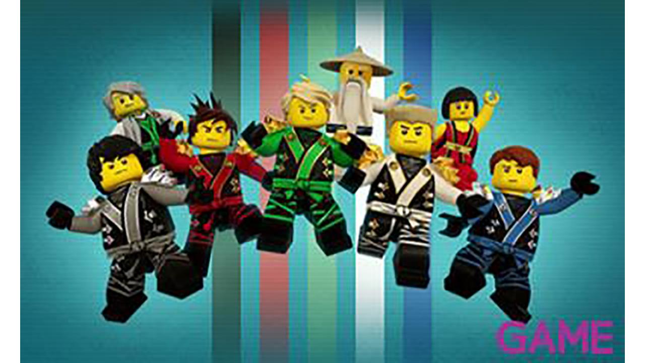 Lego Ninjago Nindroids Nintendo 3ds Game Es