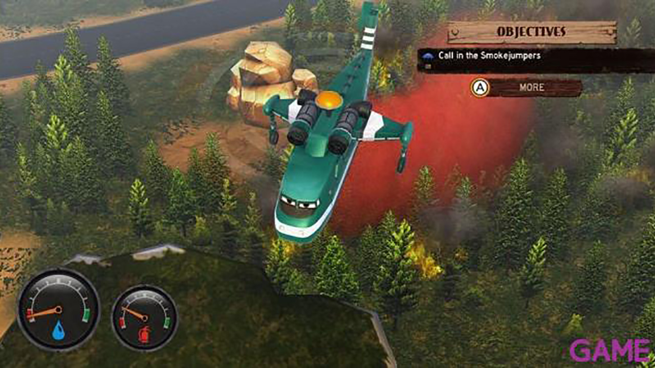 Aviones Equipo de Rescate