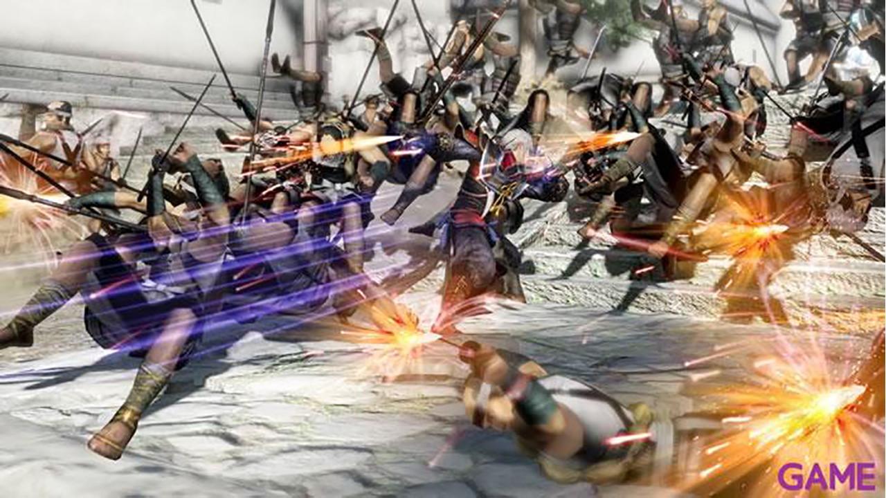 Samurai Warriors 4: Anime Edition