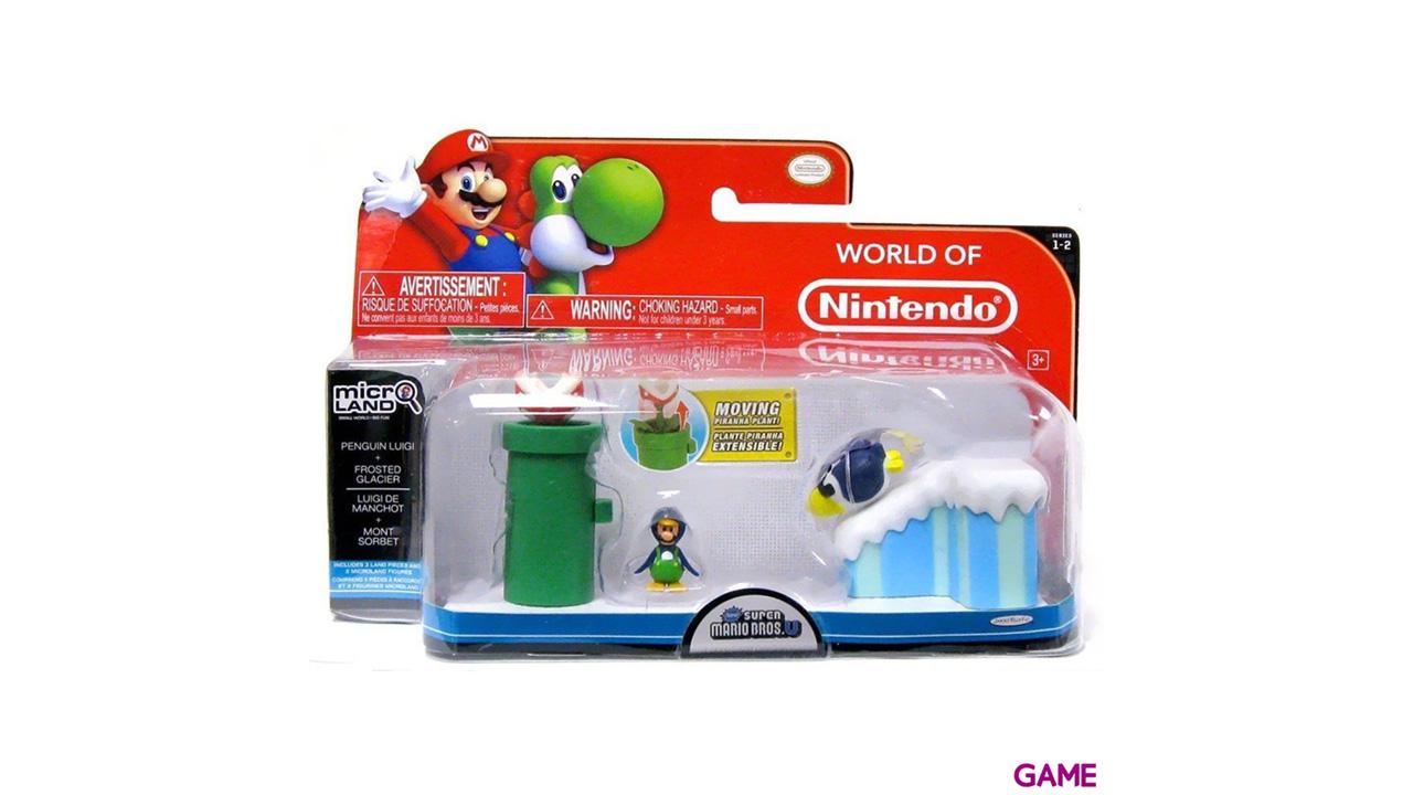 Micro Playset Mario Serie 2