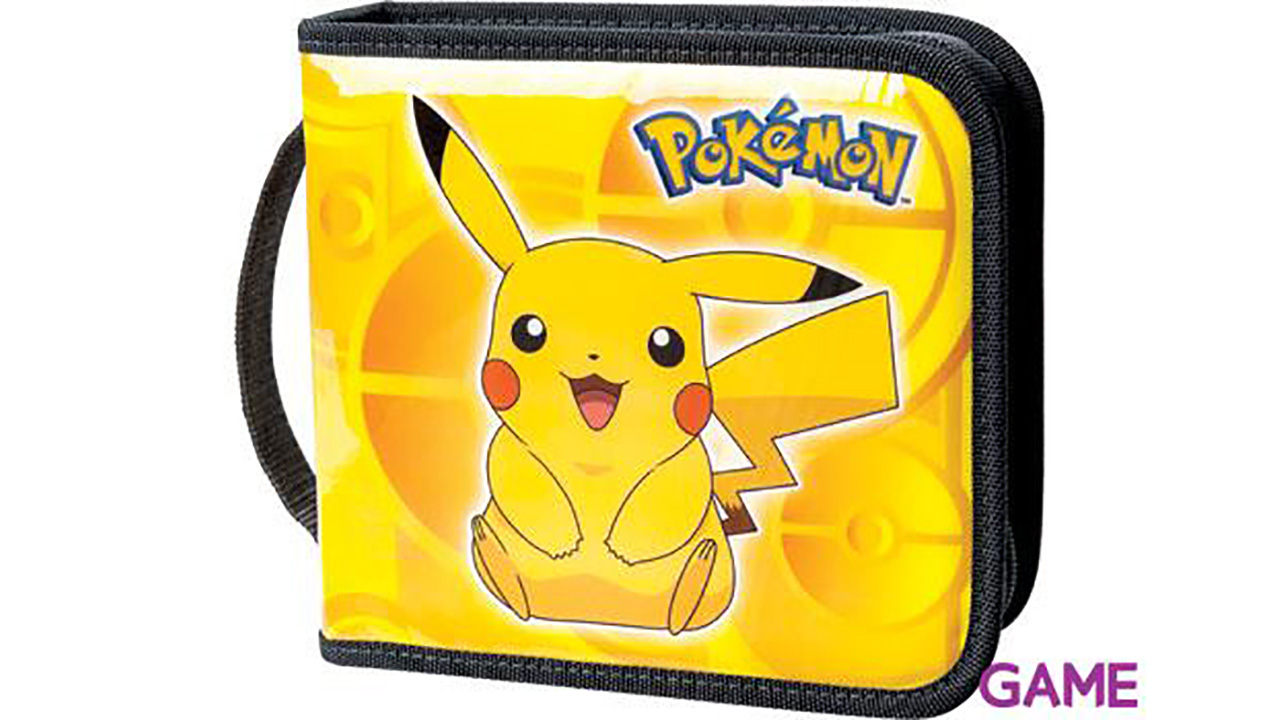 Bolsa Universal Pikachu 2DS/3DS/3DSXL PowerA