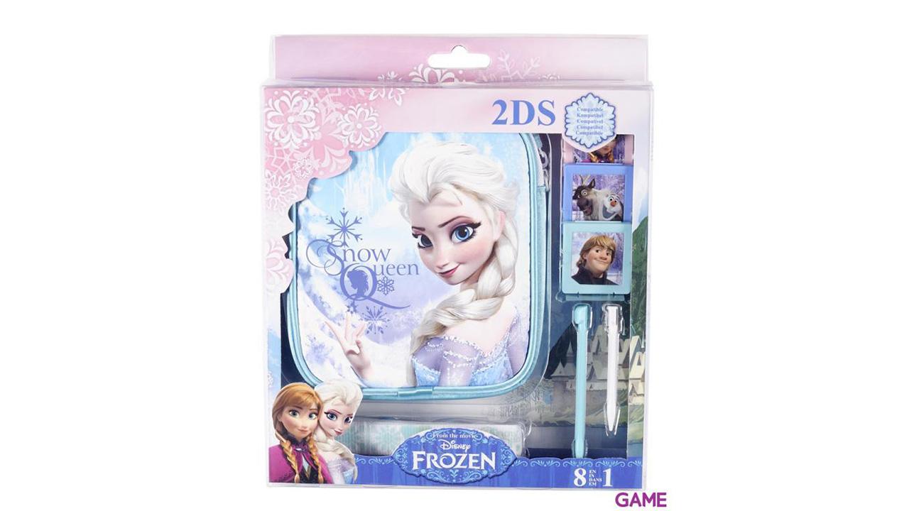 Kit Accesorios 8 en 1 2DS Frozen