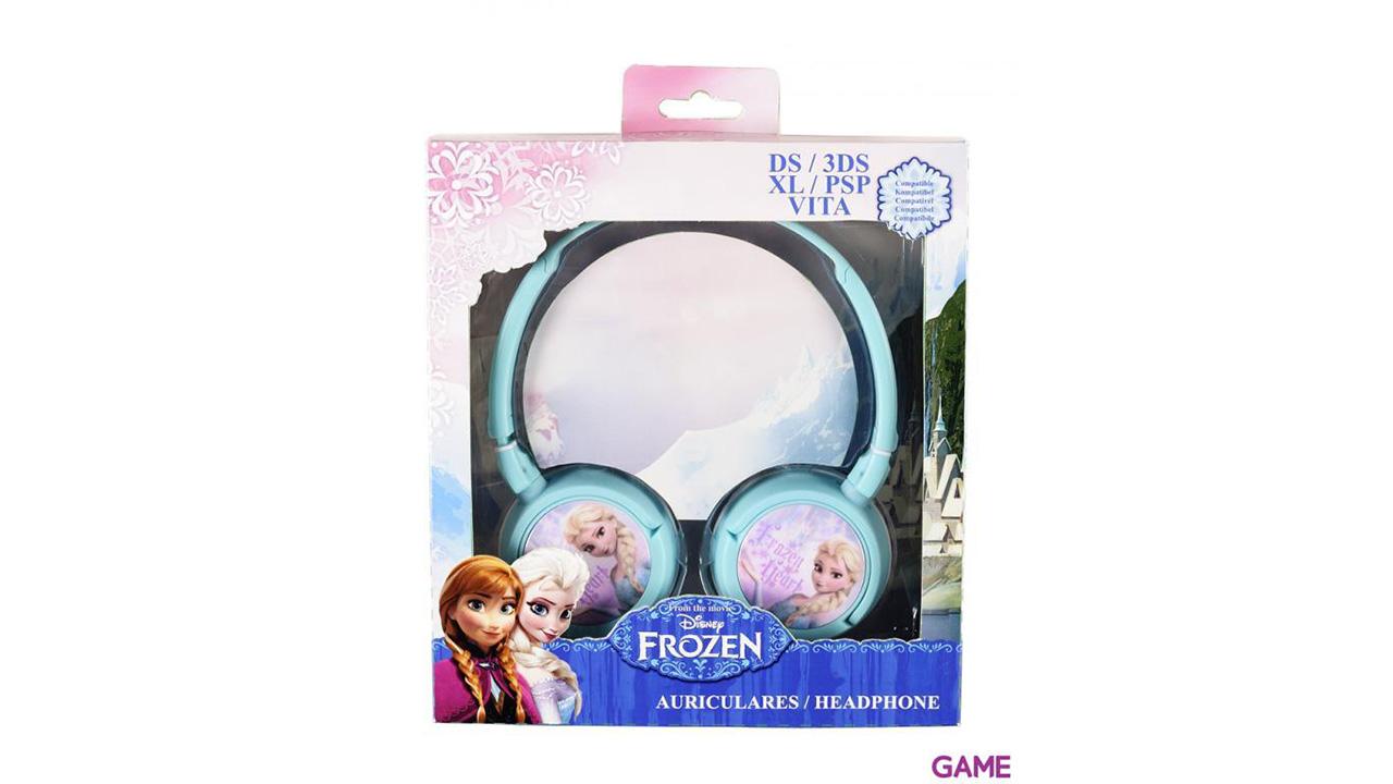Auriculares Frozen 3DS/3DSXL/PSP/PSV