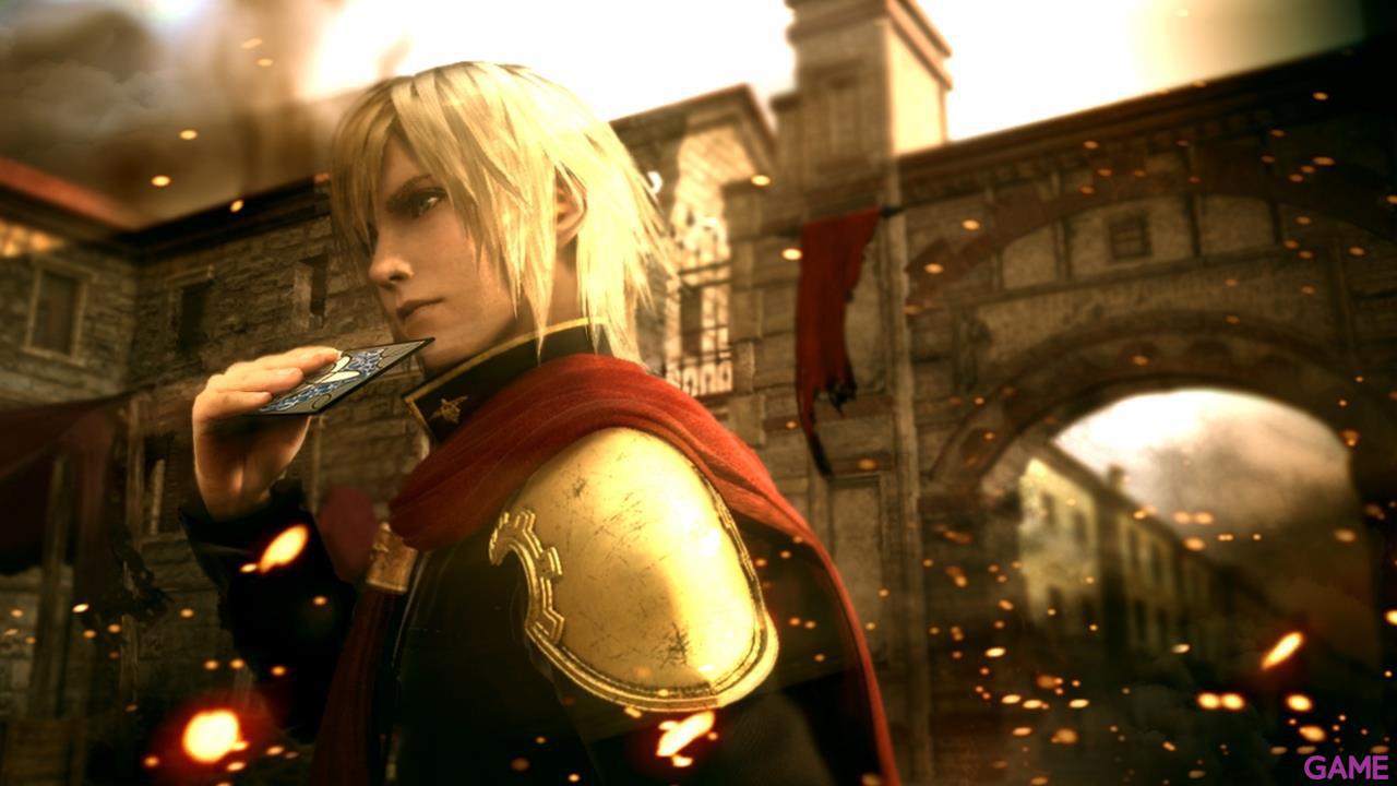 Final Fantasy Type-0 HD Edicion Limitada