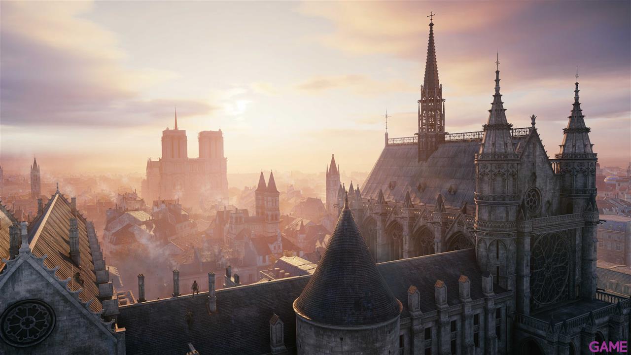 Xbox One 500Gb + Assassin's Creed: Unity + Assassin's Creed IV: Black Flag + Rayman Origins