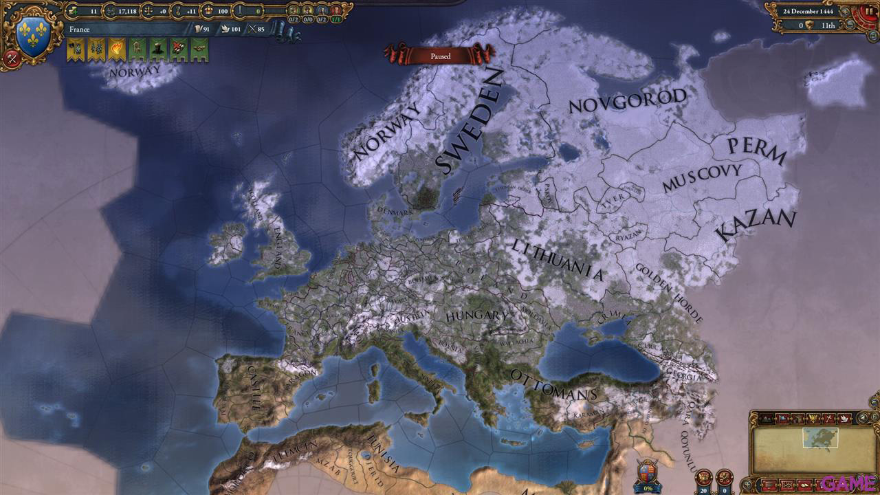 Europa Universalis IV - Art of War