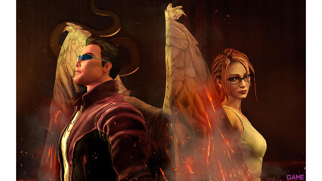 Saints Row IV GOTC+Gat Out of Hell First
