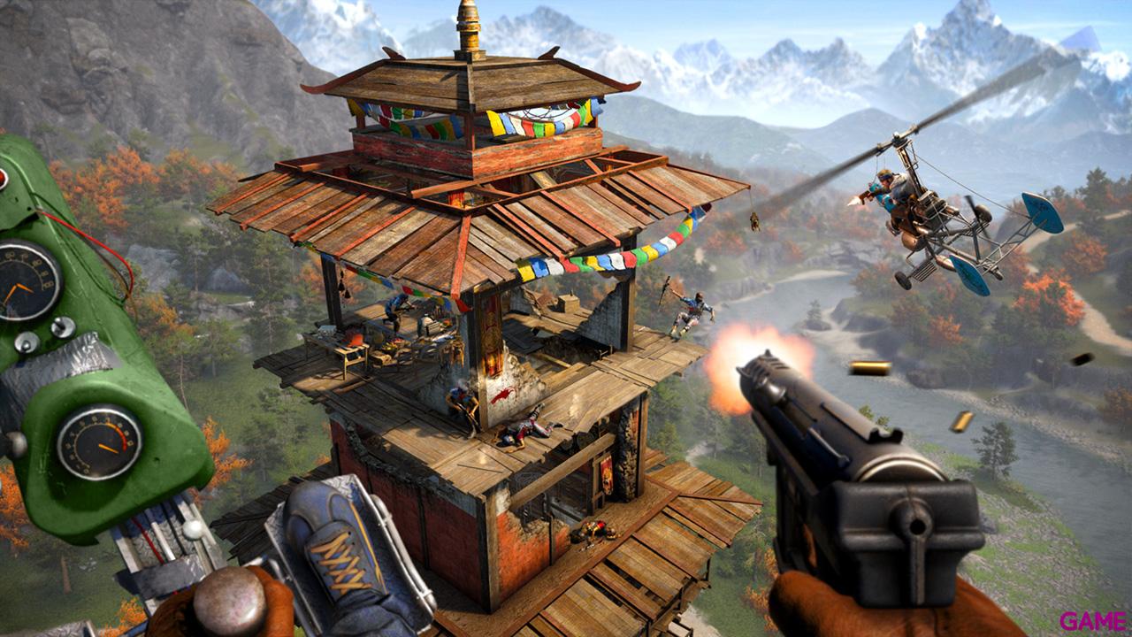 Far Cry 4 - DLC 1 - Escape From Durgesh Prison