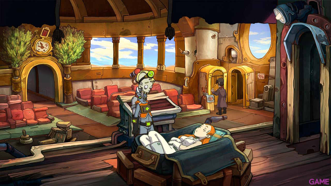 Pack Deponia 1 y 2 Gold