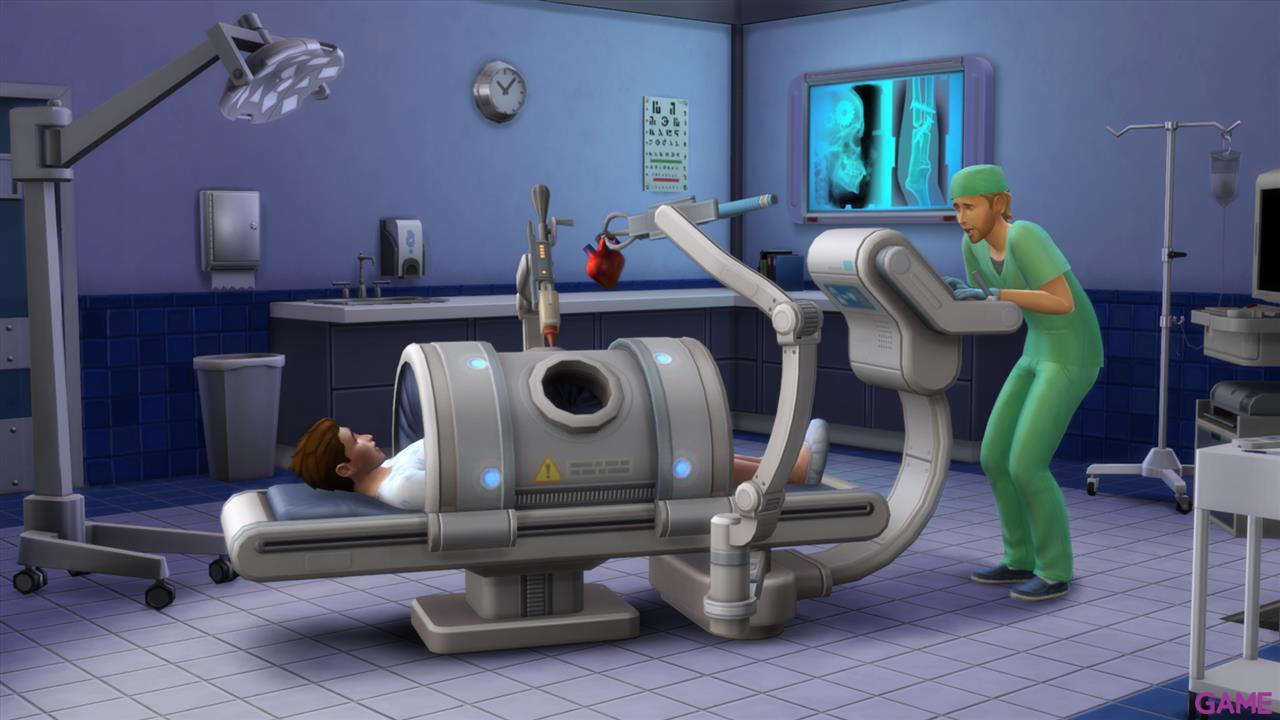 Los Sims 4: ¡A Trabajar!