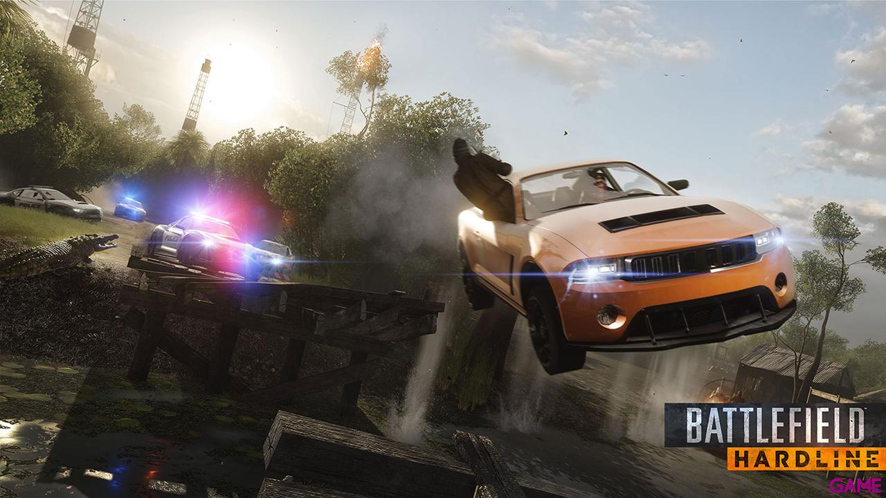 x Battlefield Hardline Premium (X360)