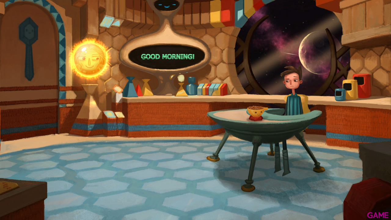 Broken Age + CD Banda Sonora