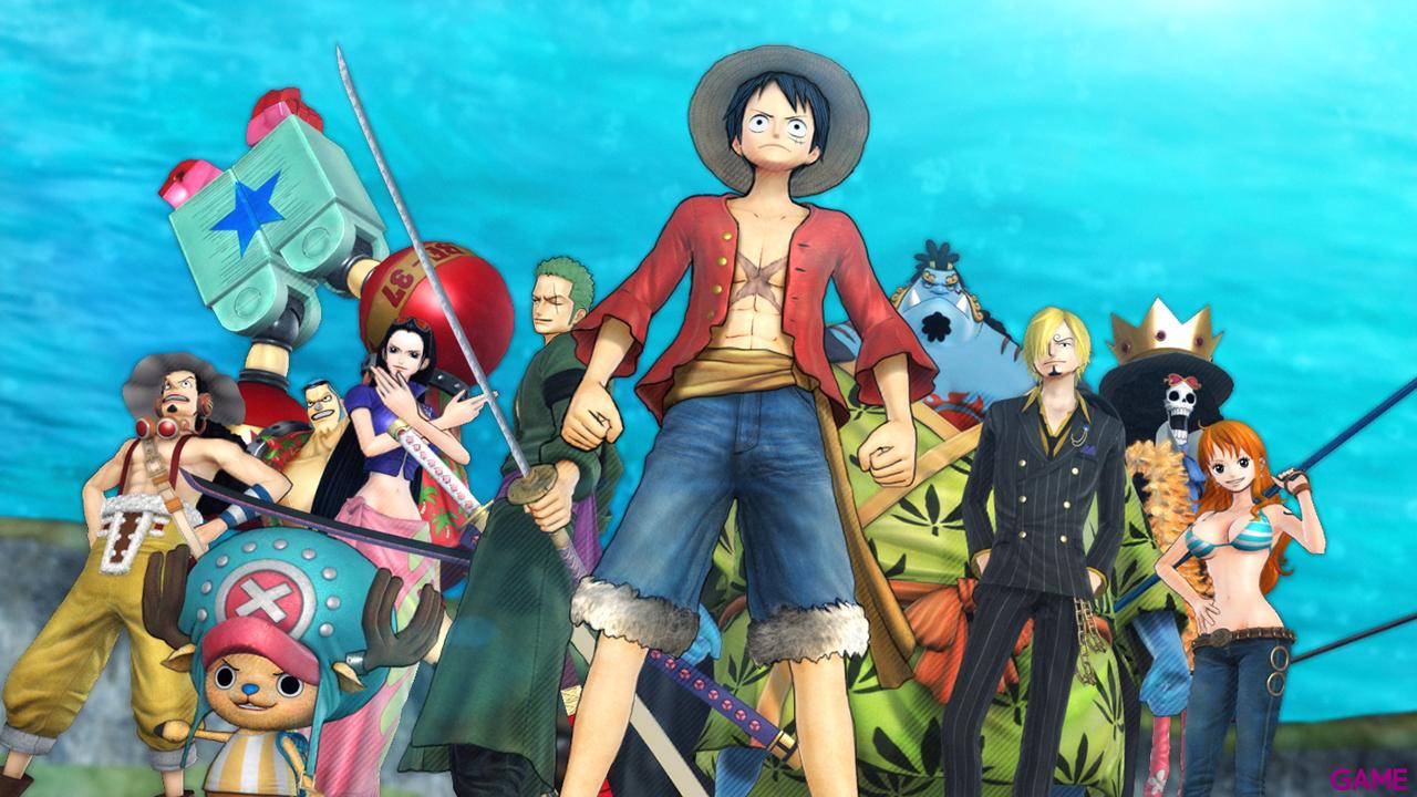 One Piece Pirate Warriors 3 Doflamingo Edition