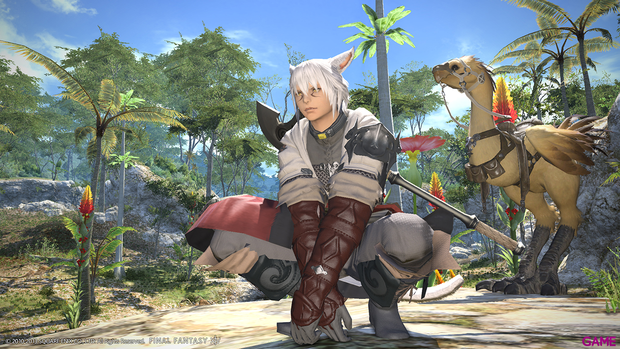 Final Fantasy XIV Online Complete Experience