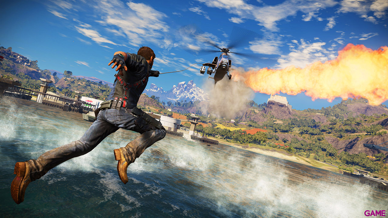 Just Cause 3 Edición Limitada Exclusiva