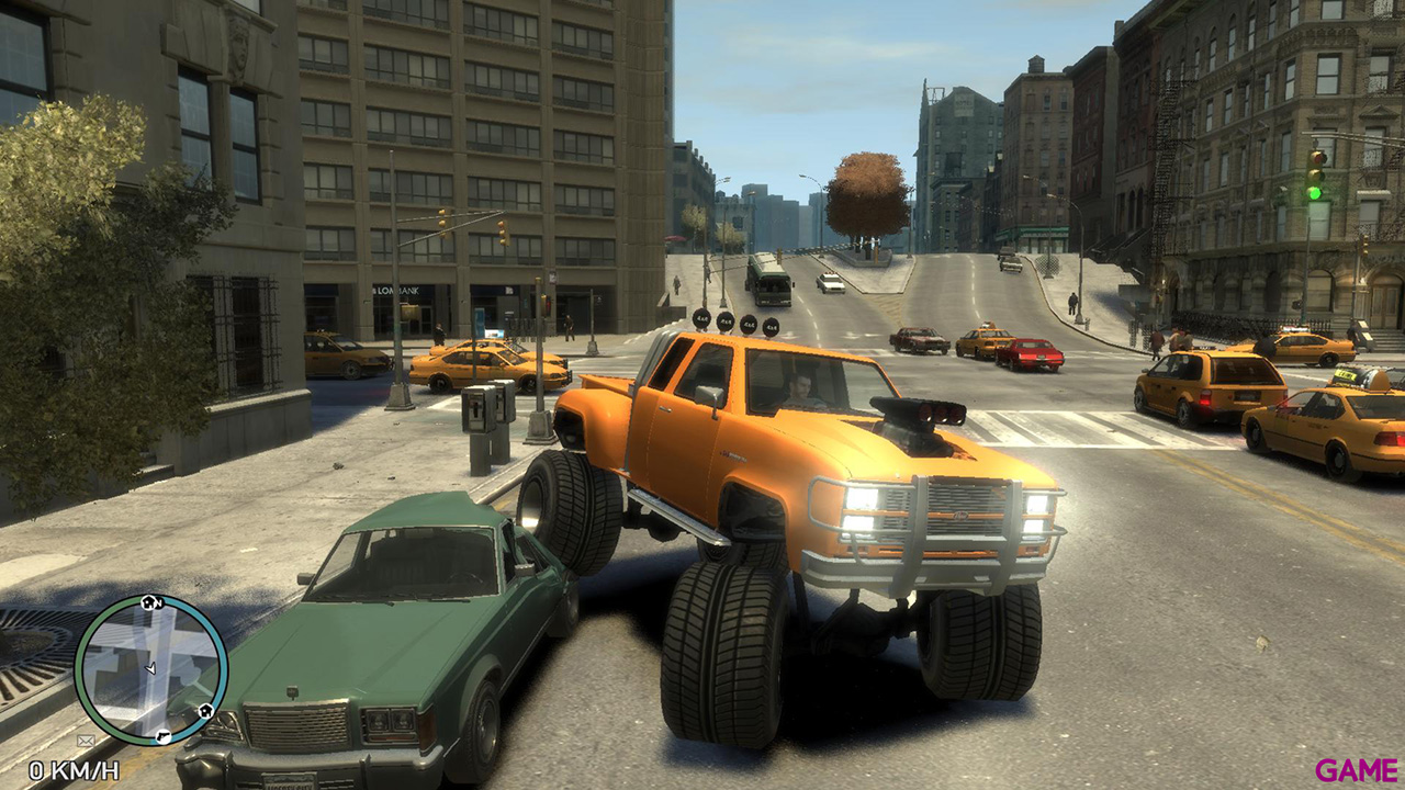 Grand Theft Auto IV Edición Completa Essentials