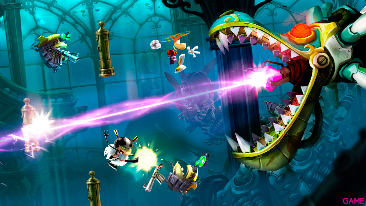 Pack Rayman Legends + Origins