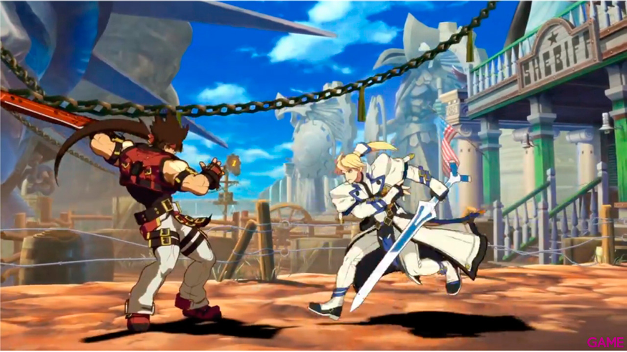 Guilty Gear Xrd -Sign- (PS3)