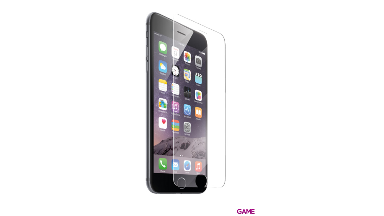 Protector Cristal Templado para iPhone 6Plus Trust
