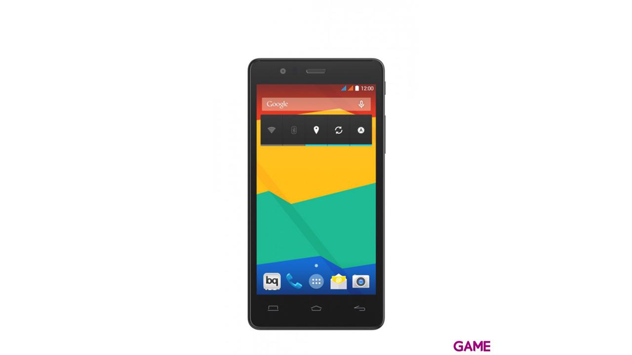 Smartphone BQ Aquaris E5 4G 16GB Negro
