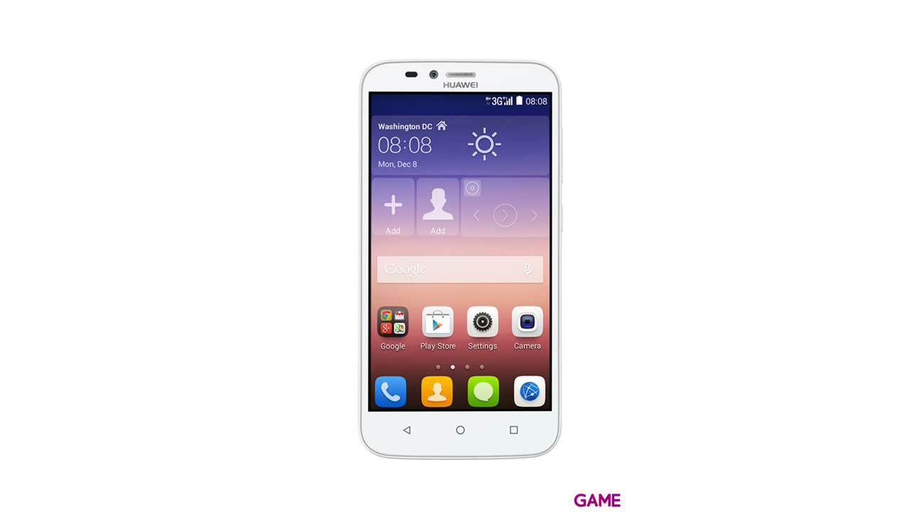 "Smartphone Huawei Ascend Y625 5"" Quad Core Blanco"