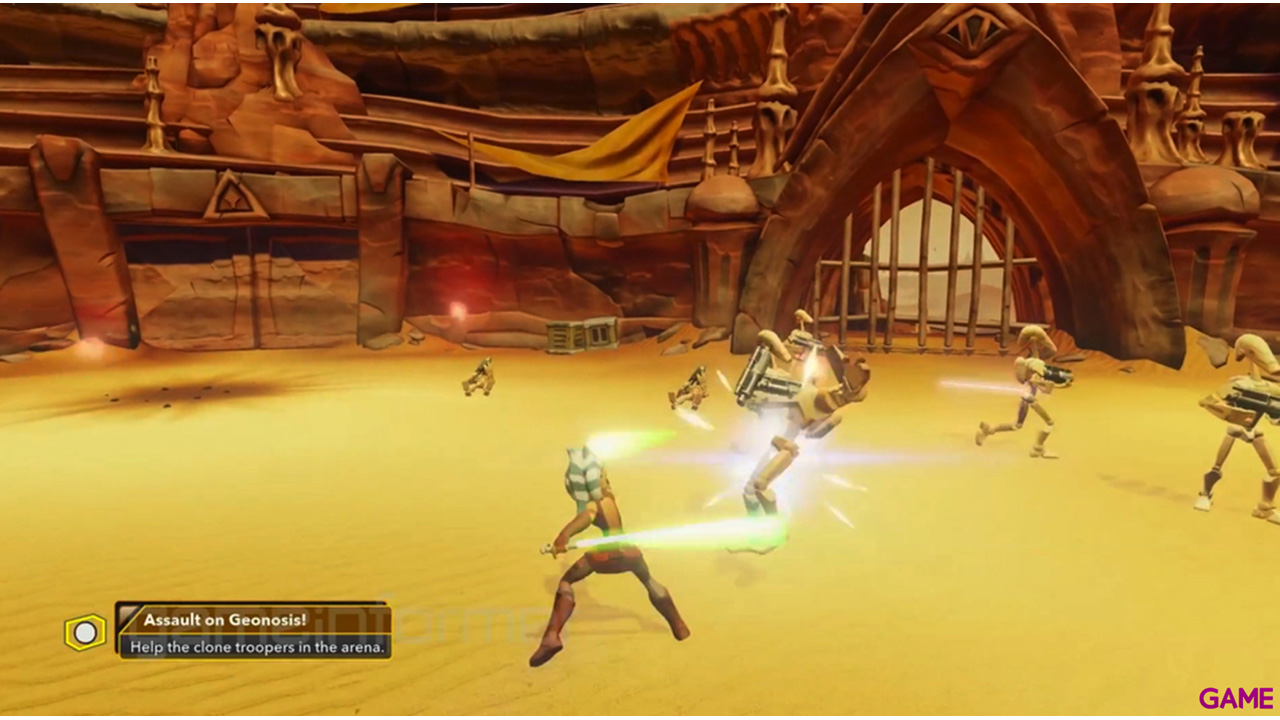 Disney Infinity 3.0: Star Wars Edición Especial