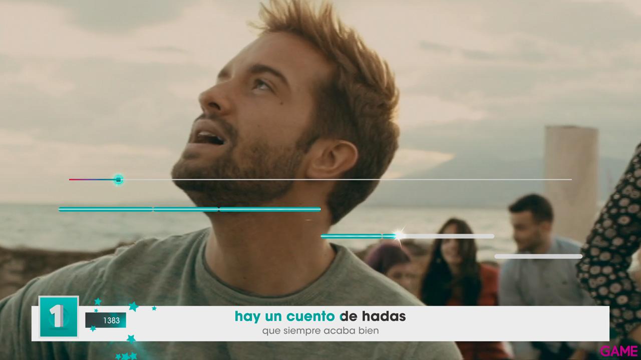 Let's Sing 8 Versión Española + 2 Micros