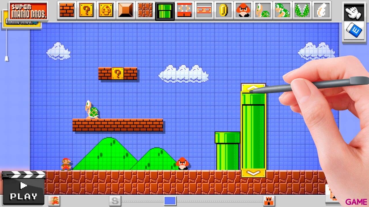 Wii U Premium 32Gb + Mario Maker + Artbook + Amiibo Mario
