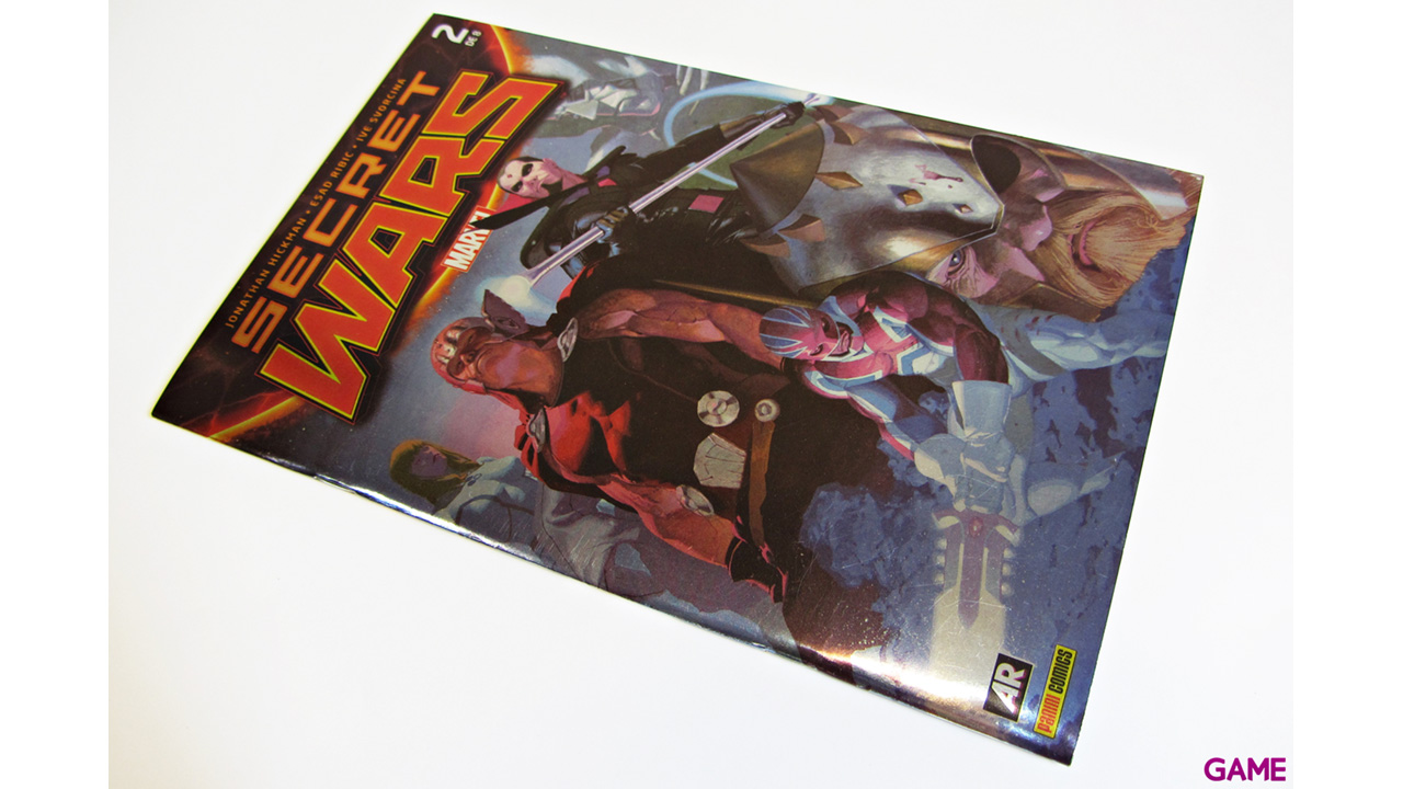 Comic Marvel Secret Wars nº 2
