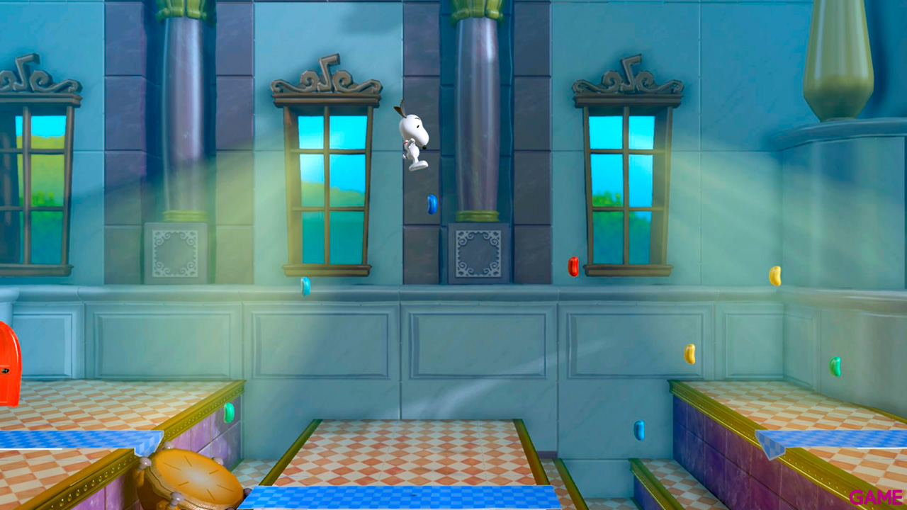 Carlitos y Snoopy el videojuego