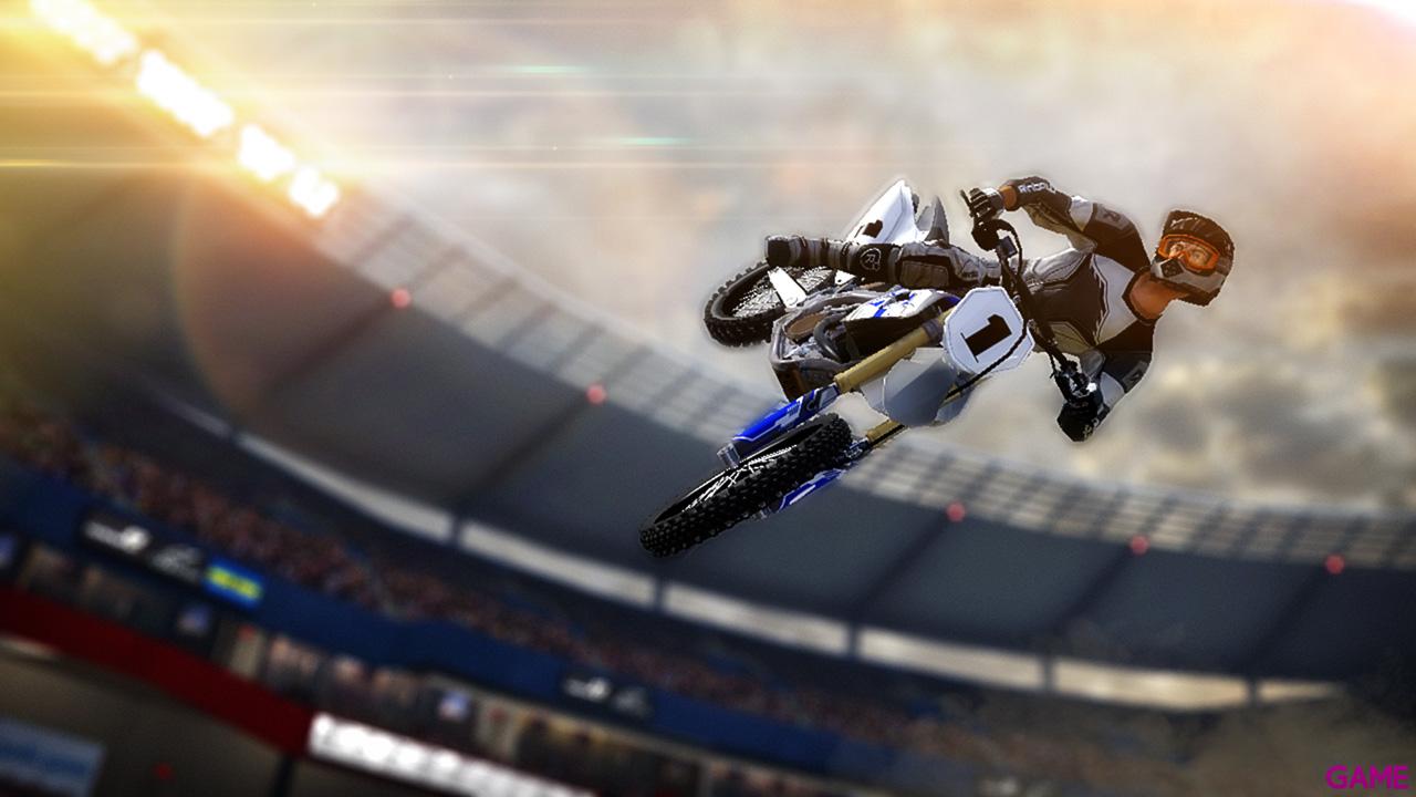 MX vs. ATV Supercross: Encore Editon