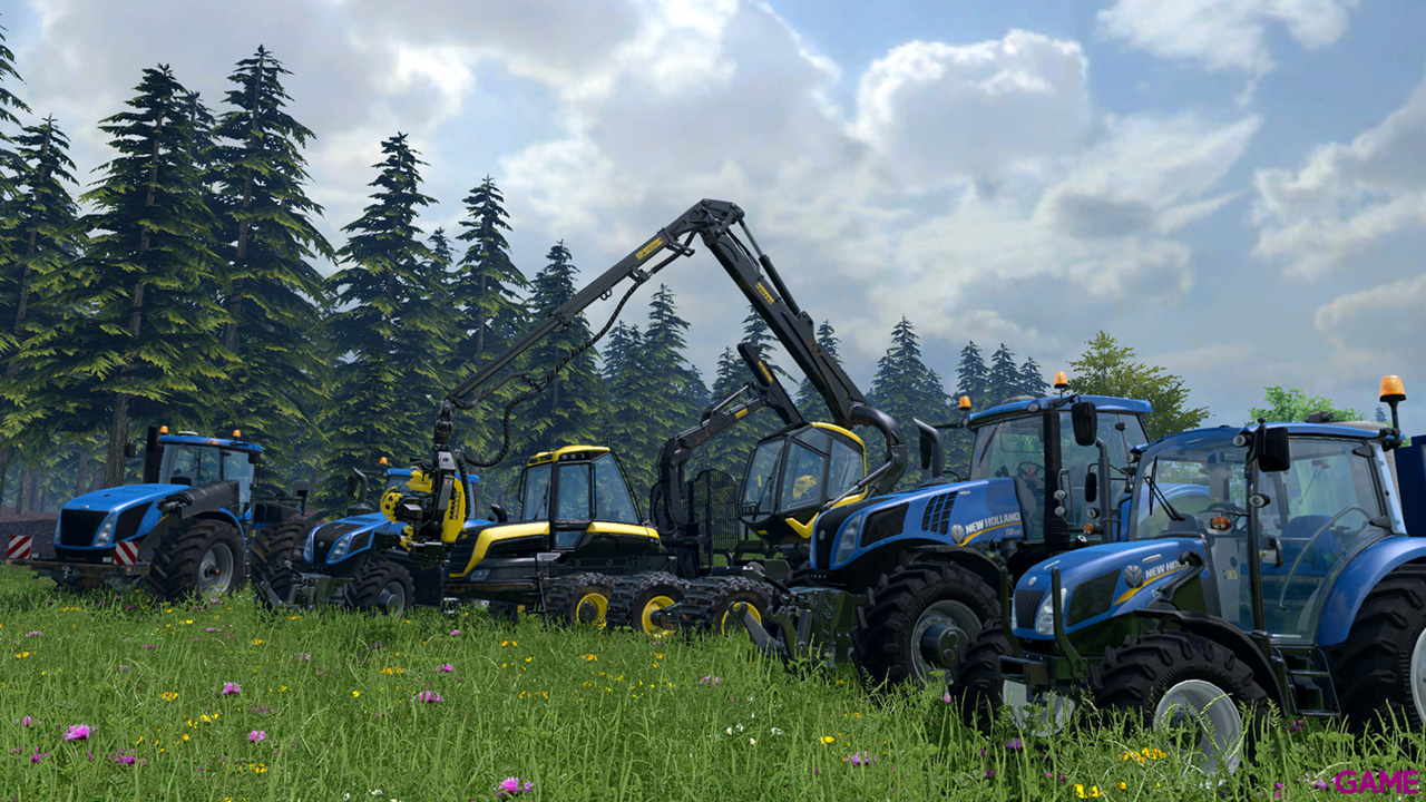 Farming Simulator Gold Wheel Bundle