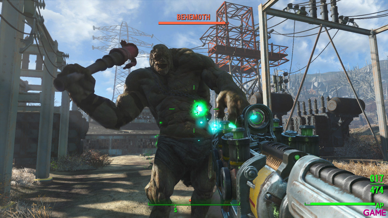 Xbox One 1Tb + Fallout 4 + Fallout 3