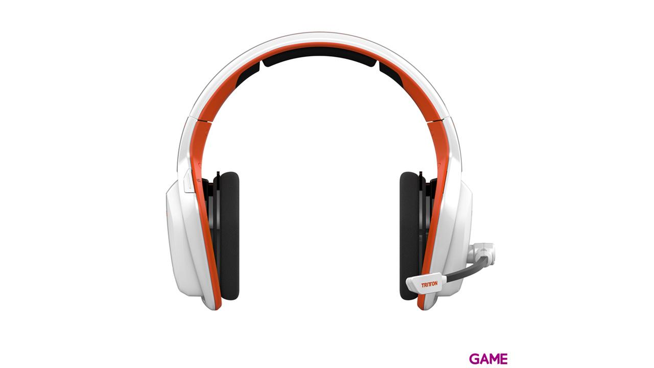 Auriculares Tritton Katana 7.1 HD Inalámbricos Blancos