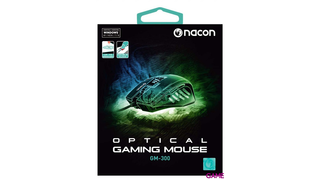 NACON GM-300 2500 DPI RGB