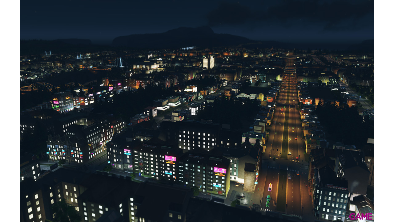 Cities:Skylines - After Dark